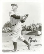 Joe Gordon New York Yankees LIMITED STOCK 8X10 Photo