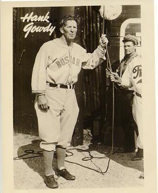 Hank Gowdy Boston Braves LIMITED STOCK 8X10 Photo