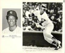Ken Griffey Sr New York Yankees LIMITED STOCK 8X10 Photo