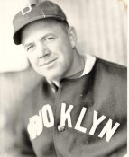 Burleigh Grimes Brooklyn Dodgers LIMITED STOCK 8X10 Photo