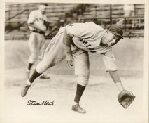 Stan Hack Chicago Cubs LIMITED STOCK 8X10 Photo