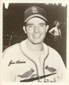 Jim Hearn St Louis Cardinals LIMITED STOCK 8X10 Photo