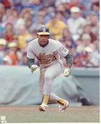 Rickey Henderson Oakland A's LIMITED STOCK 8X10 Photo