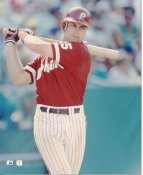 Dave Hollins Philadelphia Phillies LIMITED STOCK 8X10 Photo