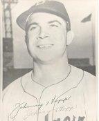 Johnny Hopp Brooklyn Dodgers LIMITED STOCK 8X10 Photo