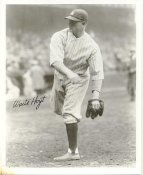 Waite Hoyt New York Yankees Small Stain on Bottom Corner LIMITED STOCK 8X10 Photo