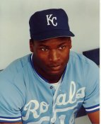 Bo Jackson Kansas City Royals LIMITED STOCK 8X10 Photo