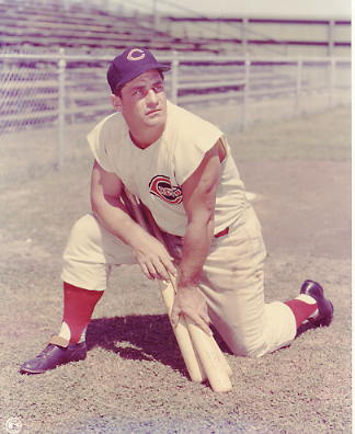 Ted Kluszewski Cincinnati Reds LIMITED STOCK 8X10 Photo