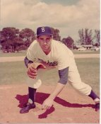Sandy Koufax Brooklyn Dodgers LIMITED STOCK 8X10 Photo