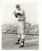 Harvey Kuenn Detroit Tigers LIMITED STOCK 8X10 Photo
