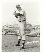 Harvey Kuenn Detroit Tigers LIMITED STOCK 8X10 Photo