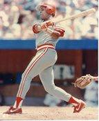 Barry Larkin Cincinnati Reds LIMITED STOCK 8X10 Photo