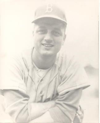 Tommy Lasorda Brooklyn Dodgers LIMITED STOCK 8X10 Photo