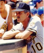 Jim Leyland Pittsburgh Pirates LIMITED STOCK 8X10 Photo