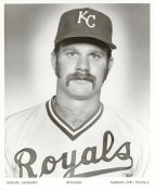 Dennis Leonard Kansas City Royals LIMITED STOCK 8X10 Photo