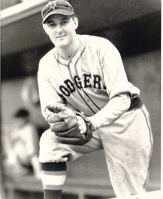 Dutch Leonard Brooklyn Dodgers LIMITED STOCK 8X10 Photo