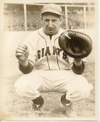 Ernie Lombardi New York Giants Sepia Tone LIMITED STOCK 8X10 Photo