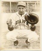 Ernie Lombardi New York Giants Sepia Tone LIMITED STOCK 8X10 Photo