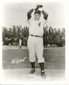 Eddie Lopat New York Yankees LIMITED STOCK 8X10 Photo