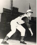 Jim Maloney Cincinnati Reds LIMITED STOCK 8X10 Photo