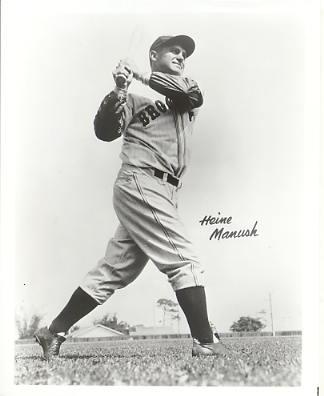 Heine Manush Brooklyn Dodgers LIMITED STOCK 8X10 Photo