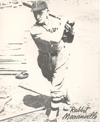 Rabbit Maranville Boston Braves LIMITED STOCK 8X10 Photo