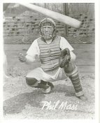 Phil Masi Boston Braves LIMITED STOCK 8X10 Photo
