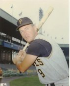 Bill Mazeroski Pittsburgh Pirates Slight Crease LIMITED STOCK 8X10 Photo