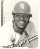 Bake McBride St Louis Cardinals LIMITED STOCK 8X10 Photo