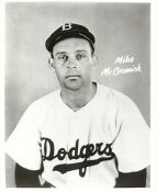 Mike McCormick Brooklyn Dodgers LIMITED STOCK 8X10 Photo