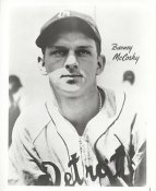 Barney McCosky Detroit Tigers LIMITED STOCK 8X10 Photo