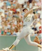 Mark McGuire Oakland Athletics LIMITED STOCK 8X10 Photo
