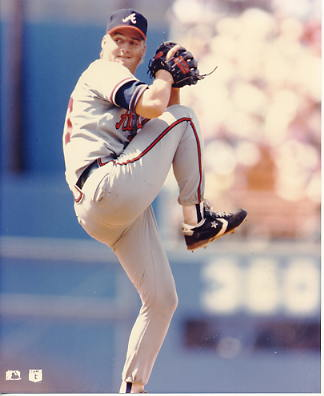 Kent Mercker Atlanta Braves LIMITED STOCK 8X10 Photo