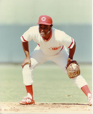 Joe Morgan Cincinnati Reds LIMITED STOCK 8X10 Photo