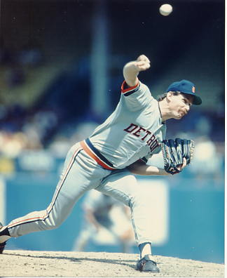 Jack Morris Detroit Tigers LIMITED STOCK 8X10 Photo