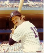Thurman Munson New York Yankees LIMITED STOCK 8X10 Photo