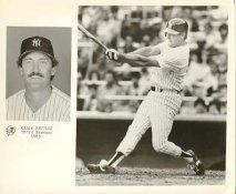 Craig Nettles New York Yankees LIMITED STOCK 8X10 Photo