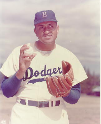 Don Newcombe Brooklyn Dodgers LIMITED STOCK 8X10 Photo