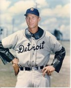 Hal Newhouser Detroit Tigers LIMITED STOCK 8X10 Photo