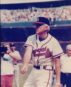 Phil Niekro Atlanta Braves LIMITED STOCK 8X10 Photo