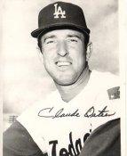 Claude Osteen LA Dodgers LIMITED STOCK 8X10 Photo
