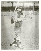 Mel Ott New York Giants LIMITED STOCK 8X10 Photo