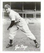 Joe Page New York Yankees LIMITED STOCK 8X10 Photo