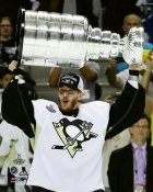 Matt Murray with Cup 2016 Stanley Cup Champs Pittsburgh Penguins SATIN 8x10 Photo