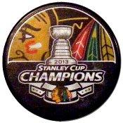 Blackhawks 2013 Puck Stanley Cup Hockey Puck
