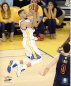 Stephen Curry 2016 NBA Finals Game 2 Golden State Warriors SATIN 8X10 Photo LIMITED STOCK