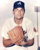 Milt Pappas Atlanta Braves LIMITED STOCK 8X10 Photo