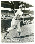 Claude Passeau Chicago Cubs LIMITED STOCK 8X10 Photo