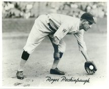 Roger Peckinpaugh Washington Senators LIMITED STOCK 8X10 Photo