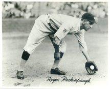 Roger Peckinpaugh Washington Senators LIMITED STOCK 8X10 Photo